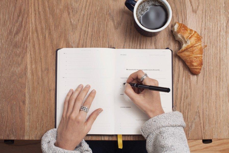 New goal journal
